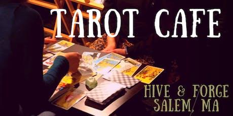 Tarot Cafe tickets
