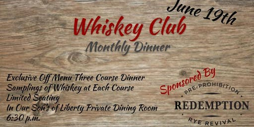Whiskey Club
