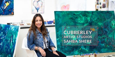 RESCHEDULED - Cubberly Palo Alto Workshop with Sahba Shere - August 25, 2019 tickets