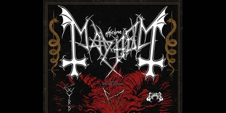 MAYHEM / GAAHLS WYRD / GOST @ Electric Ballroom, Camden tickets