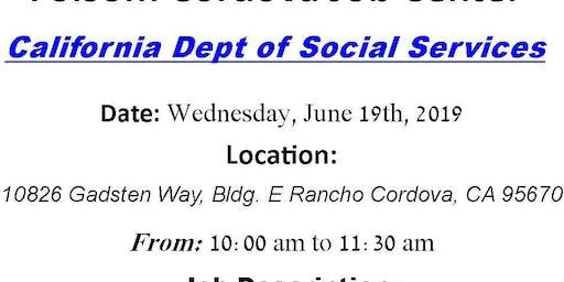 Cal. Dept. of Social Services