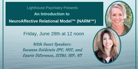 Spotlight on the NeuroAffective Relational Model™ (NARM™) tickets