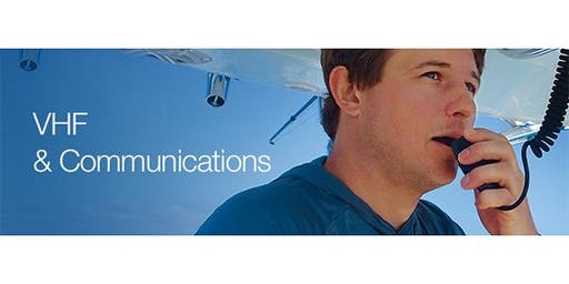 West Marine Easton Presents Marine Communications!