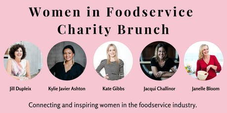 Women in Foodservice Charity Event 2019 tickets