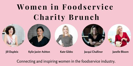 Women in Foodservice Charity Event 2019