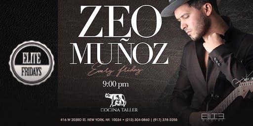 Zeo Muñoz Live