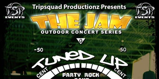 JAM 0UT Outdoor Concert Series featuring TUNED UP