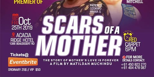 """Scars of a Mother"" Movie Premiere"