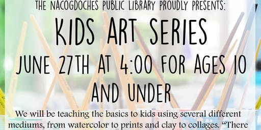 Kids Art Series