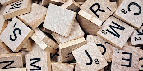 Scrabble - Hervey Bay Library tickets