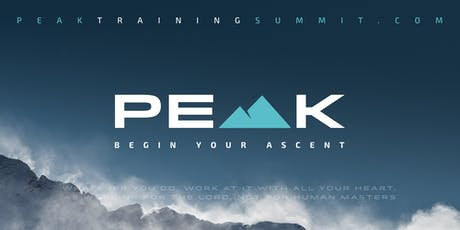 PEAK Training - Greenville - New Team Members  tickets