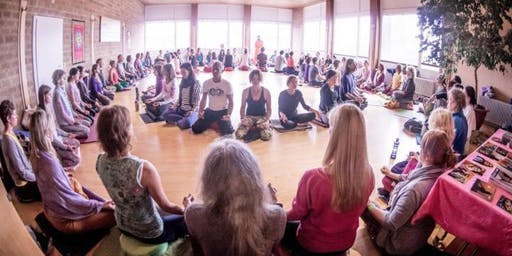OM CHANTING MANCHESTER - Experience the Power & Vibration of OM