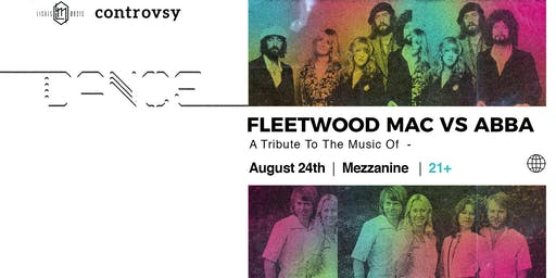 FLEETWOOD MAC vs ABBA (Tribute // Dance Party) at MEZZANINE