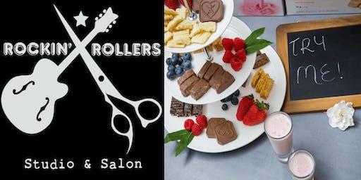 Rockin Rollers Sip & Sample