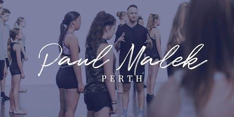Paul Malek Interstate Workshop (Perth) tickets