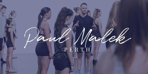 Paul Malek Interstate Workshop (Perth)