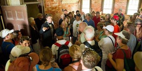 Living History Walking Tour of Fort Warren tickets
