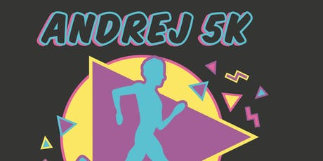 2nd Annual Andrej5K Run/Walk tickets