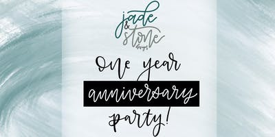 Jade & Stone Design One Year Anniversary Party: VIP Reservation