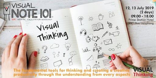Visual Note101 Graphic Facilitation Workshop