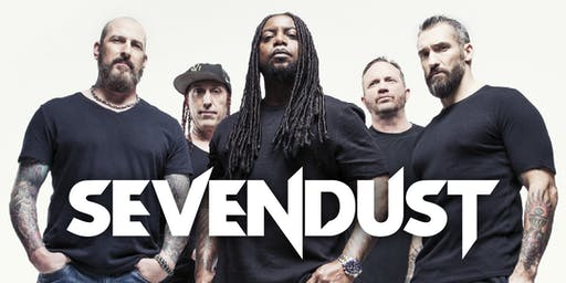 Sevendust at Cavalier Theater | La Crosse, WI