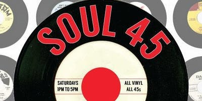 Soul 45 Saturday Brunch with DJ Jeremy Zombie