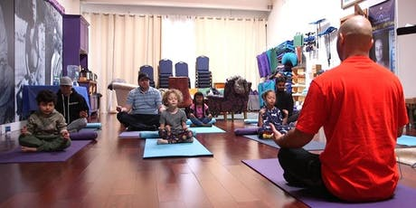 Vibras Meditation for Kids 5-10 (Free) tickets