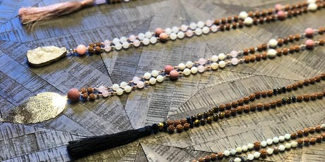 108 Mala Making Workshop Toronto tickets