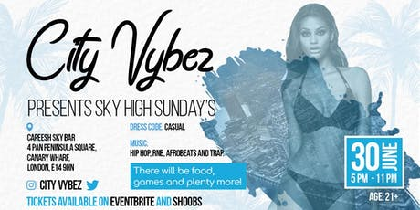 Sky High Sundays tickets