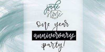 Jade & Stone Design One Year Anniversary Party