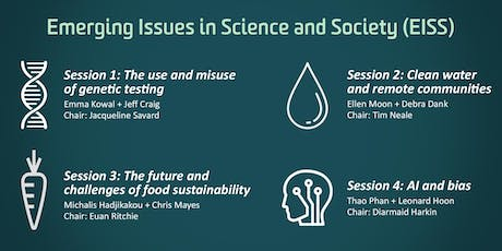 Emerging Issues in Science and Society tickets