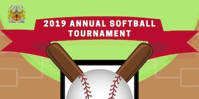 2019 Annual Softball Tournament