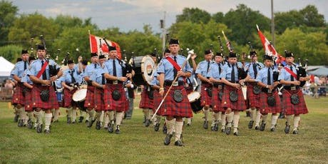 North Lanark Highland Games tickets