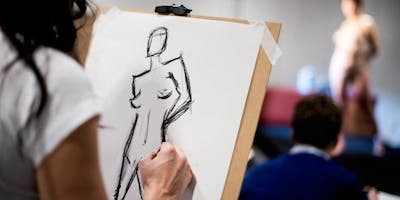 Live Figure Drawing
