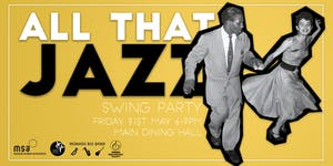 All that Jazz: Swing Party