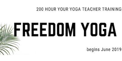 Summer Yoga Teacher Training