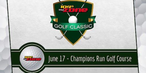 104-5 The Zone's 2019 Golf Classic