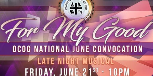 OCOG June Convocation Late Night Musical
