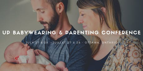 UP Babywearing & Parenting Conference billets