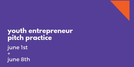 AEI StartUp Factory: Youth Entrepreneur Pitch Practice tickets