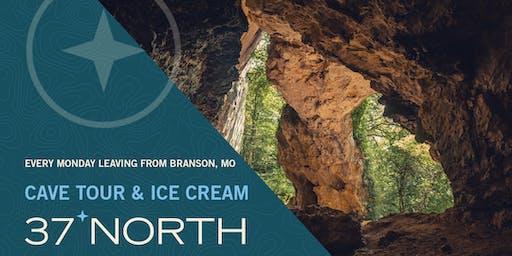 Cave Tour and Ice Cream