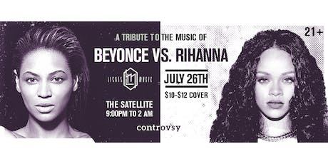 Beyonce vs. Rihanna - A Tribute Dance Party tickets