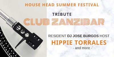 HOUSE HEAD Summer Festival