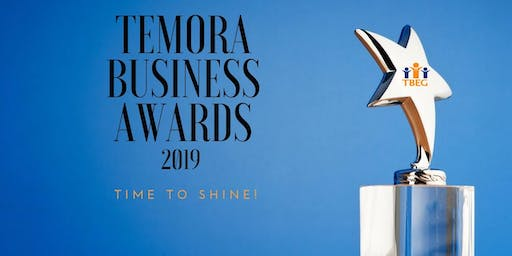 Temora Business Awards 2019