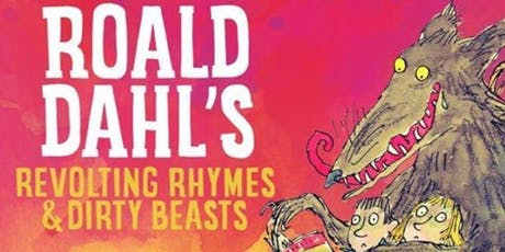 Canberra Theatre presents: Revolting Rhymes (Ages 3-5) (Belconnen Library) tickets