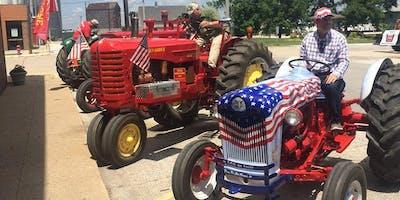 Ogden Fun Days Tractor Ride