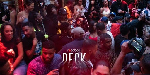 ThoseGuyz: The Deck Sunday Day  Party at Rosebar