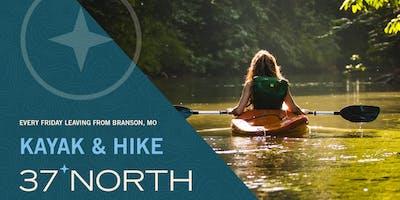 Kayak and Hike