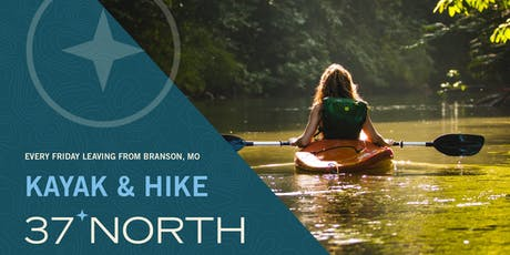 Kayak and Hike tickets
