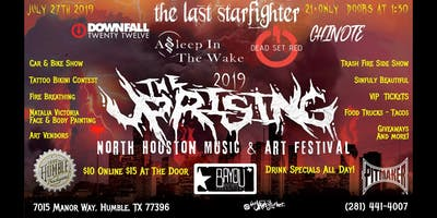 The Uprising North Houston Music And Art Show 2019